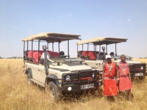 Saruni Maasai Guides