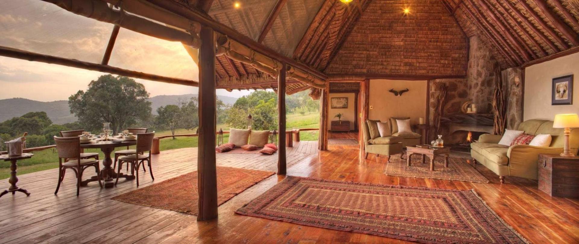 Saruni Mara Accommodation Masai Mara