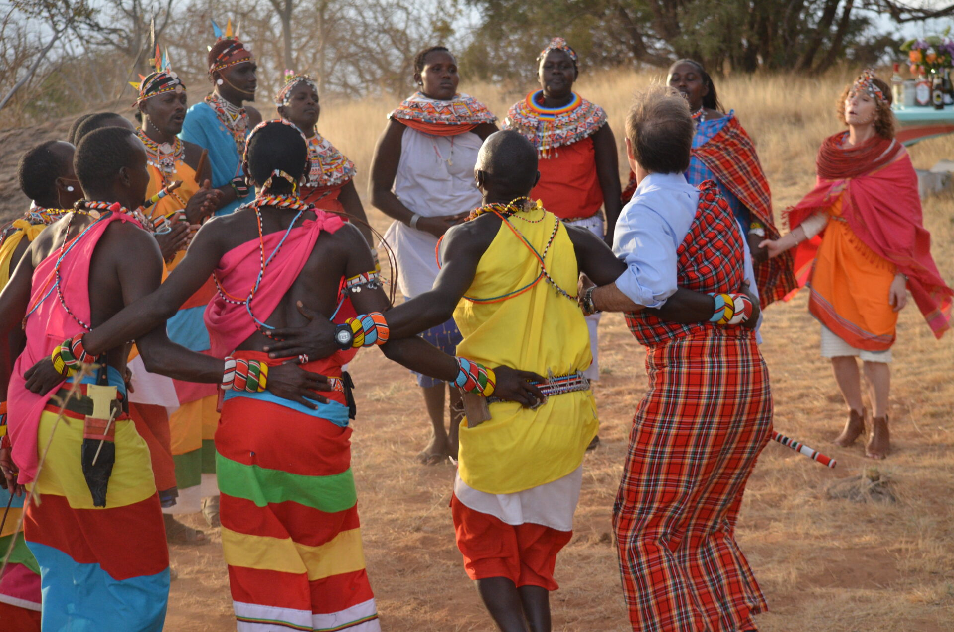 Fall In Love With A Samburu Lady And Expect This Wedding Ceremony