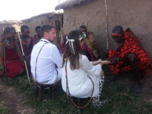 Maasai blessing