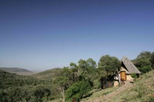 Cottage in the valley at Saruni Mara
