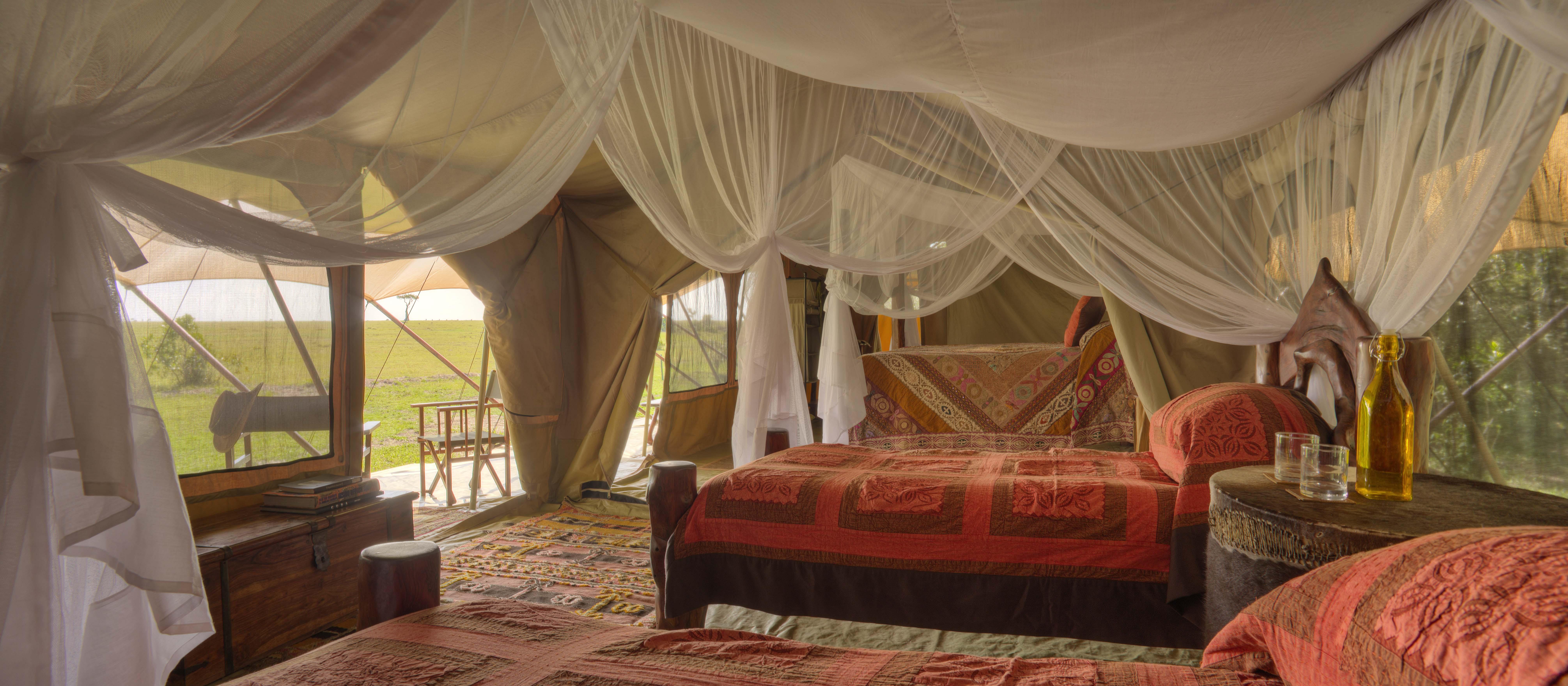 Saruni Wild - the Family tent