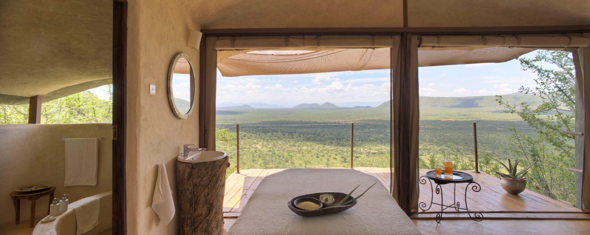 The Samburu Wellbeing Space