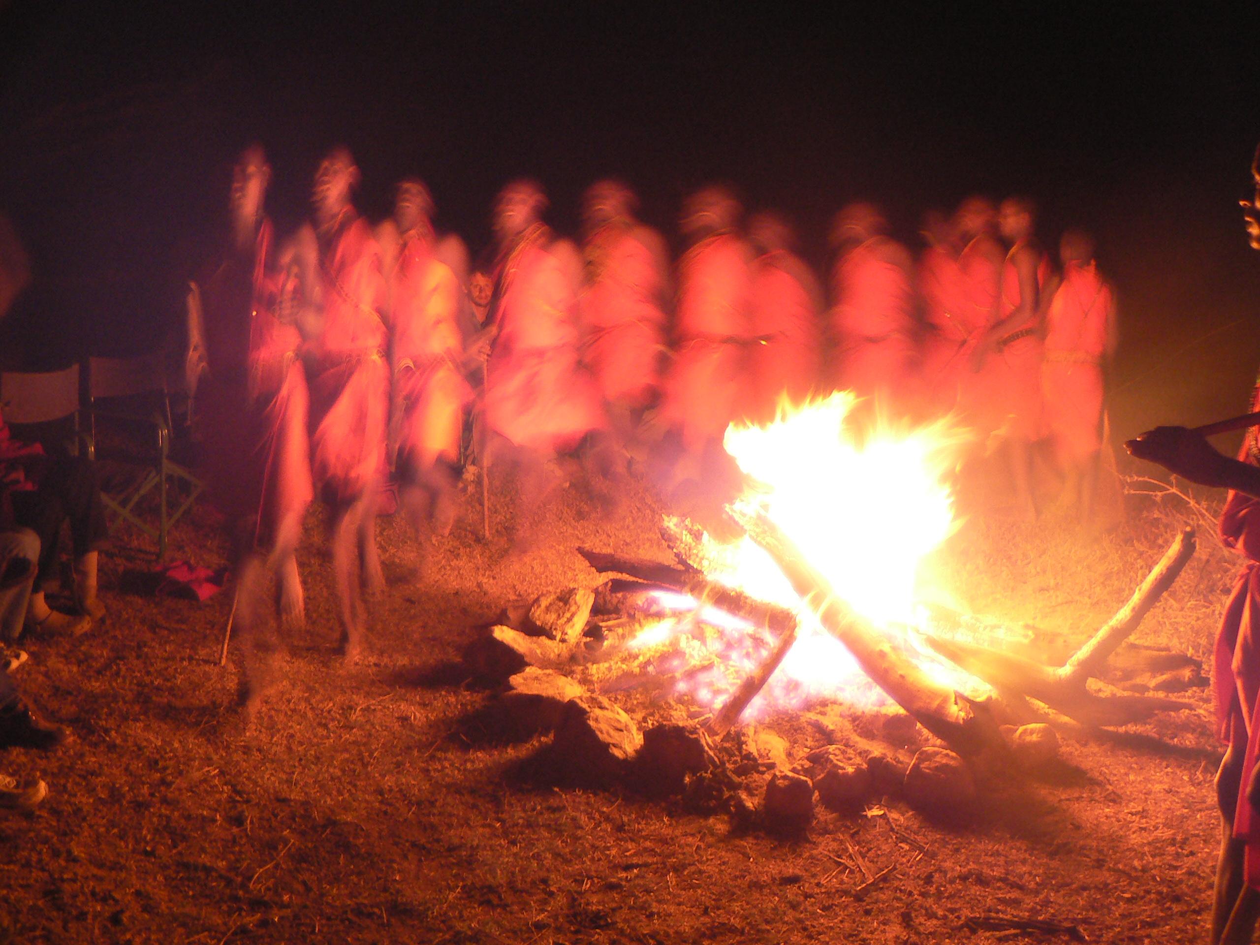 The dance of Olokirisiai Valley